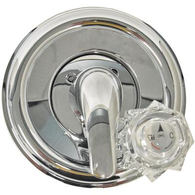 Danco Universal Delta Tub and Shower Trim Kit, Chrome
