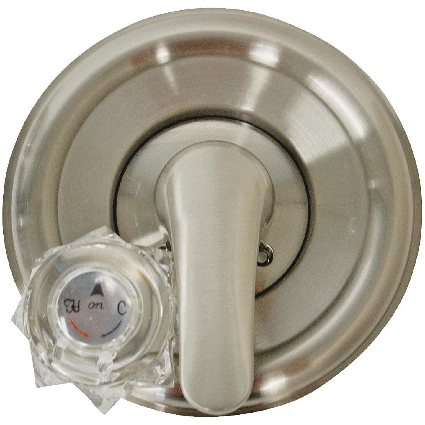 Danco Universal Delta Tub and Shower Trim Kit, Brushed Nickel Image 1
