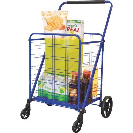Helping Hand Swiveler Shopping Cart